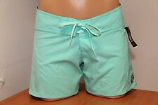 NWT Volcom Swimsuit Cover up Shorts Size 7 Sea Glass