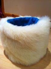 Crema De Cama Para Mascotas Perro Chiuahua Azul Bolsillo Cachorro De Piel Sintética Snuggle saco 🇬 🇧