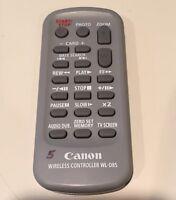 Canon WL-D85 Remote