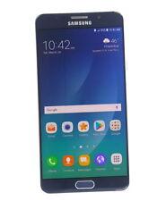 US Cellular Samsung Galaxy Note 5 Black 32GB Clean ESN Smartphone Phone #9207