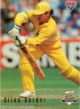 1994 HOUSTON CONVENTION Australia Sports Promo Card RC1: Allan Border