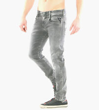 Damen Hose Replay Jeans Luz Skinny Blue Denim WX689 .000.661 519
