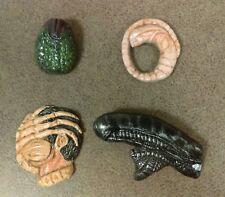 Alien Egg, Facehugger, Chestburster and Xenomorph Magnets