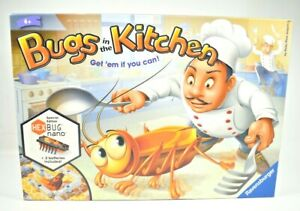Ravensburger - Bugs in the Kitchen Board Game - 100% Complete* (HEX Bug Nano)