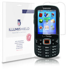 iLLumiShield Anti-Bubble/Print Screen Protector 3x for Samsung Intensity 3