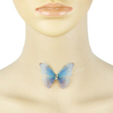 Jewelry Lovely Butterfly Pendant Choker Collar Necklace Charms Gifts Statements
