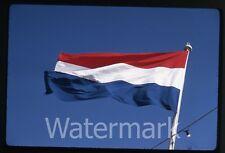 May 1971  kodachrome photo slide  ship MS Rotterdam ship #2 Netherlands flag