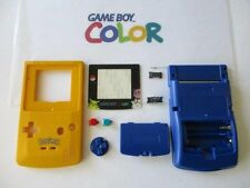 nintendo gameboy color: REPLACEMENT SHELL ** pokemon yellow / blue **