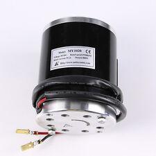 MY1020 800 W 36 V electric motor kit w bracket  f scooter gokart o DIY trycicle