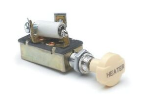 New Chevy GMC TRUCK HEATER SWITCH 6 - 12 Volt UNIVERSAL 3 Year Wnty Off-High-Low
