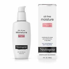 Neutrogena Oil Free Moisture Control Shine Oily Areas For Combination Skin-118ml