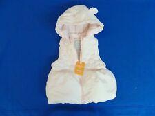 Girls Toddler Gymboree Vest With Hood