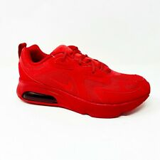 NikeAir Max 200 University Red CU4875 600 Womens Trainers Athletic Shoes
