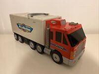 VINTAGE MICRO MACHINES OTTO'S BIG CITY TRUCK CARRY CASE GALOOB RETRO TOY