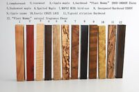 """Selectable-12 kinds pen blank/ game calls wood turning blanks 3/5""""x 3/5""""x 5 1/4"""""""