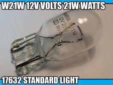 1x Narva AUTOMOTIVE LAMPADINA W21W Volt 12V 21W 17632 Watt luce standard