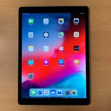 GRADE A iPad Pro 1st Gen 128GB, Wi-Fi +12.9in - Space Grey