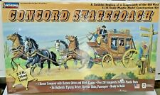 Lindberg Concord Stagecoach 1/16 Scale Plastic Model Construction Kit 70351