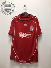 Liverpool home Football Shirt 2006/2008 Men's Large