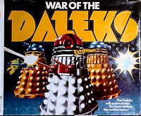Doctor Who War of the Daleks Board Game Denys Fisher 1975 - Spare Parts