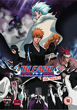 BLEACH THE MOVIE 2 - THE DIAMOND DUST REBELLION - DVD - REGION 2 UK