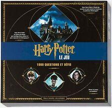JEU DE SOCIÉTÉ : Harry Potter : Le Jeu - 1 000 Questions et défis