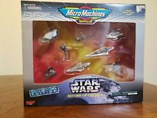 Star Wars Micro Machines Space Return of the Jedi Collectors Edition NEW MIB