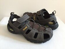 TEVA MEN FOREBAY TURKISH COFFEE SPORT SANDALS US 8 / EU 40.5 / UK 7 NIB