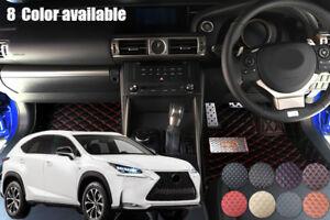 For Lexus NX AZ10 2015-2020 Customs Car Floor Mats Pad Carpet Cover Accessories