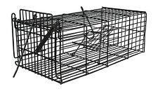 Grandpa Gus's Humane Rat Trap Cage - Live Repeater Multi Catch Rats Squirrels...