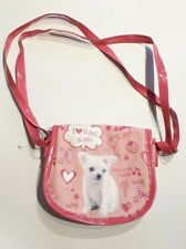 Pink Girls Chiwawa Dog Handbag **With tags**