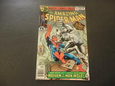 Amazing Spider-Man #190 Mar 1979 Bronze Age Marvel Comics Man-Wolf Id:36824