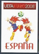 PANINI EURO 2008- #410-ESPANA-SPAIN-MASCOT