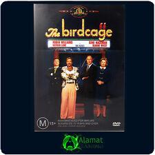 The Birdcage (DVD) Very Good - Robin Williams Gene Hackman - Comedy