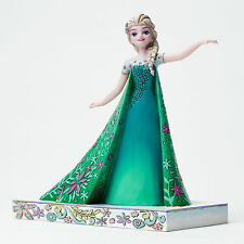 Disney*Elsa - Celebration Of Spring*Jim Shore*New*Nib*Frozen Fever*4050881