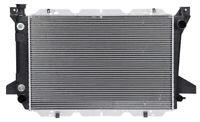 2 Row Radiator For 85-97 Ford F-250 F-350 Bronco Lifetime Warranty Great Quality