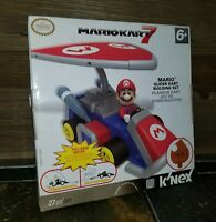 K'nex Mario Kart 7 Mario Glider Kart Building Set 2013 New & Sealed Nintendo Wii