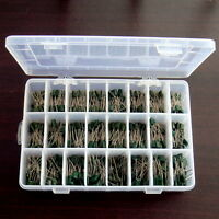 480pcs Polyester Film Capacitor Assorted Kit, 24Values.