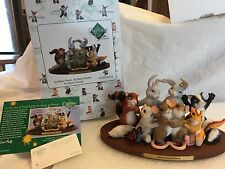 "Charming Tails ""So Many Years, So Many Smiles, So Many Friends "" Dean Griff Nib"