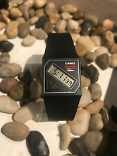 casio fs-10 watch pela vintage