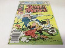 DENNIS THE MENACE #1 (MARVEL/1981/NEWSSTAND EDITION/TV/MOVIE/KETCHAM/0918275)