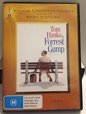 TOM HANKS IS FORREST GUMP ( 2 DISC SET) (R4 - LIKE NEW) - DVD #183
