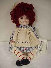 "Creative Concepts ""Sweet Annie"" By Sharon M.H. Battocletti, Porcelain Doll"