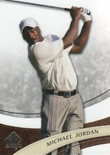 2014 SP Authentic Golf Card #23 Michael Jordan