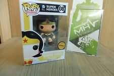 FUNKO POP - WONDER WOMAN  08 - CHASE COLLECTION