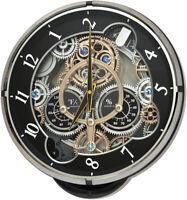 Rhythm Clocks Gadget Musical Wall Clock (4MH886WD02)