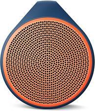 Logitech X100 Orange Mobile Blutooth Wireless Speaker 984-000362