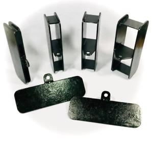 Pinch Grip Block Strength Training Equipment Various Sizes UK Made
