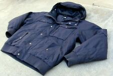 The North Face Hyvent Gotham 550 Down Jacket Waterproof Black Men's Size L