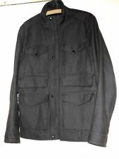 Reiss Wool Military Coats & Jackets for Men